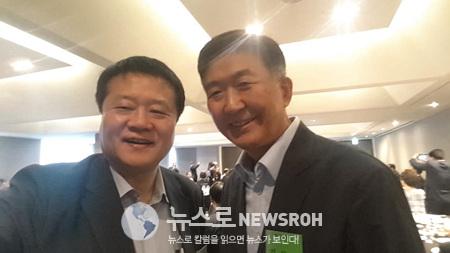 김원숙 세종로 포럼 운영위원장과.jpg