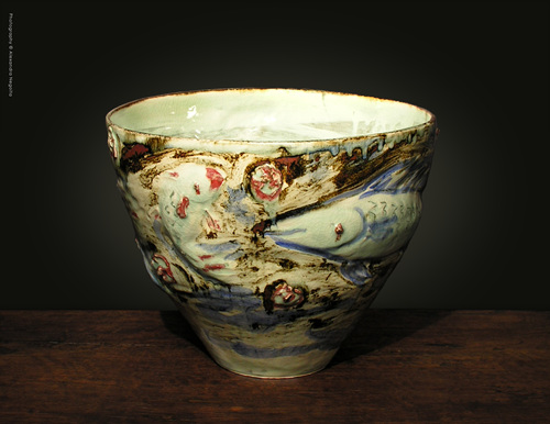 The Orange Chicken-Park-buncheon vase.jpg