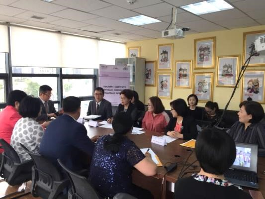 한인동정-사단법인 위드, 한국국제협력단(KOICA)과 울란바타르시 교육 관계자들과 세미나 개최.jpg