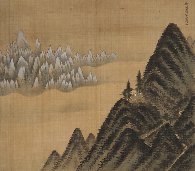 Mount Geumgang Viewed from Danbal Ridge 단발령망금강.jpg