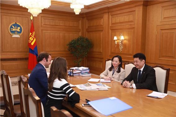 일본 기자단, 몽골 정부 정책 취재.jpg