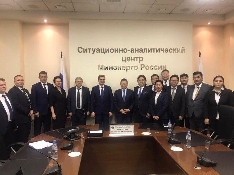천연가스 배관망의 몽골 경유 시 철도 라인을 따라 배선하기로 협의.jpg