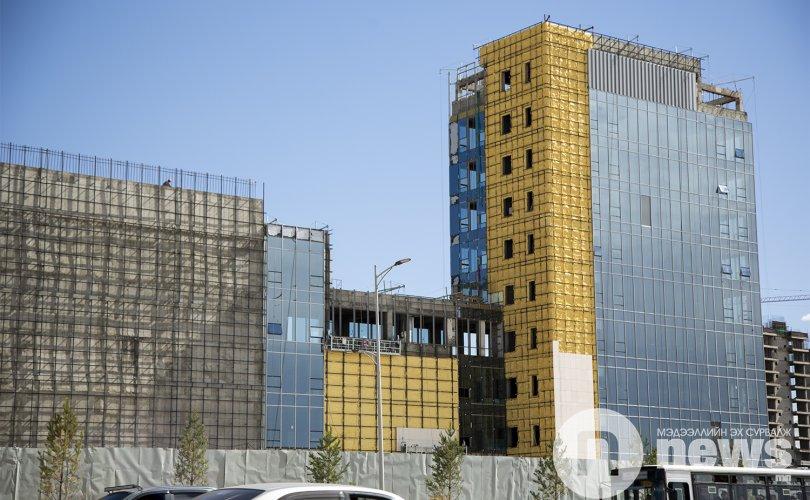울란바타르 시청 신축 건물 올 가을에 준공 예정.jpg