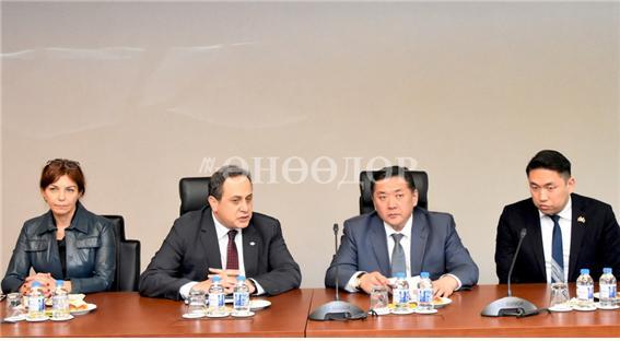 터키 정부, 몽골에 3억5천만 달러 대출 예정.jpg