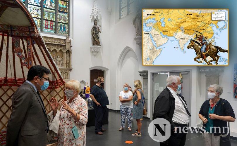 프랑스 박물관에서 징기스칸에 관한 전시회가 취소되어.jpg