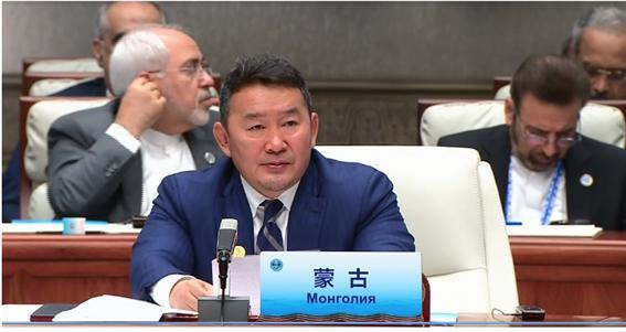 바트톨가 대통령, 상하이협력기구 정상회의 발언.jpg