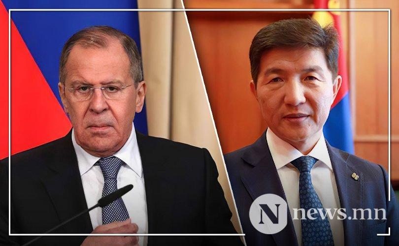 외교부 N.Enkhtaivan 장관이 러시아를 방문하면 무엇을 결정할 것인가.jpg