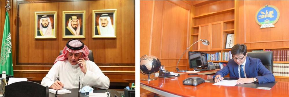 외교부 장관은 사우디아라비아에 고립된 6명의 몽골인 귀국에 대한 지원을 요청하여.jpg
