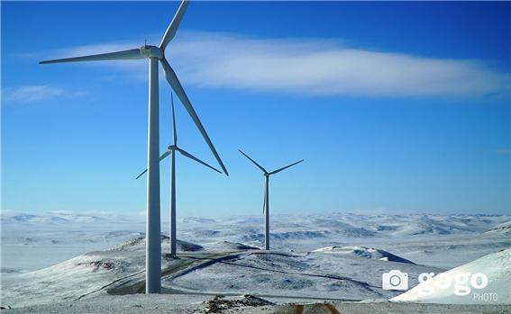 2020년에 몽골 에너지 20%를 풍력으로부터 편성.jpg
