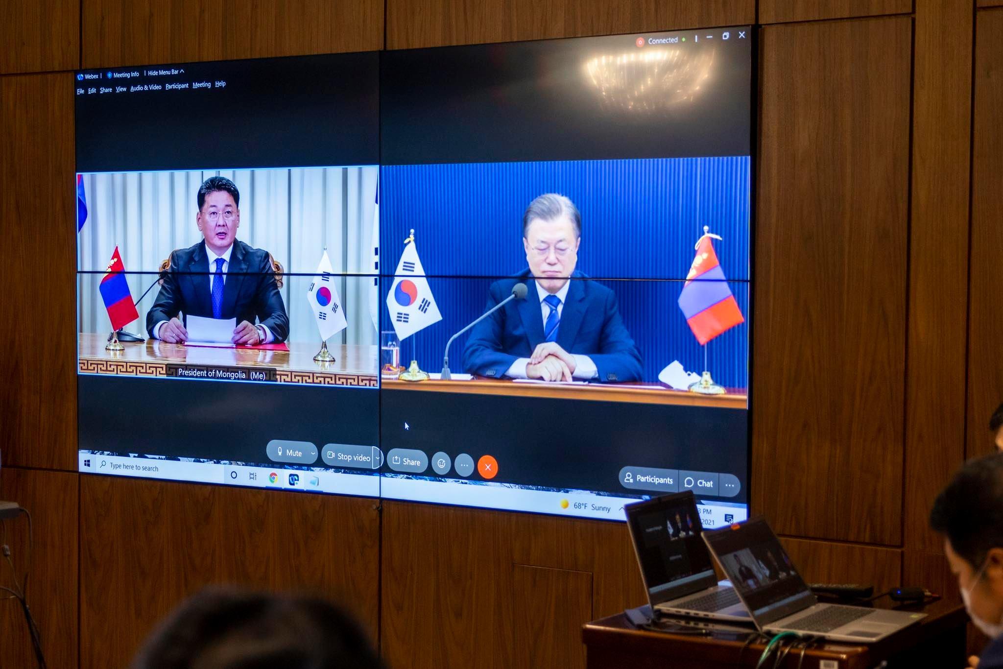 몽골-한국 관계는 전략적 동반자 관계로 격상 합의.jpg