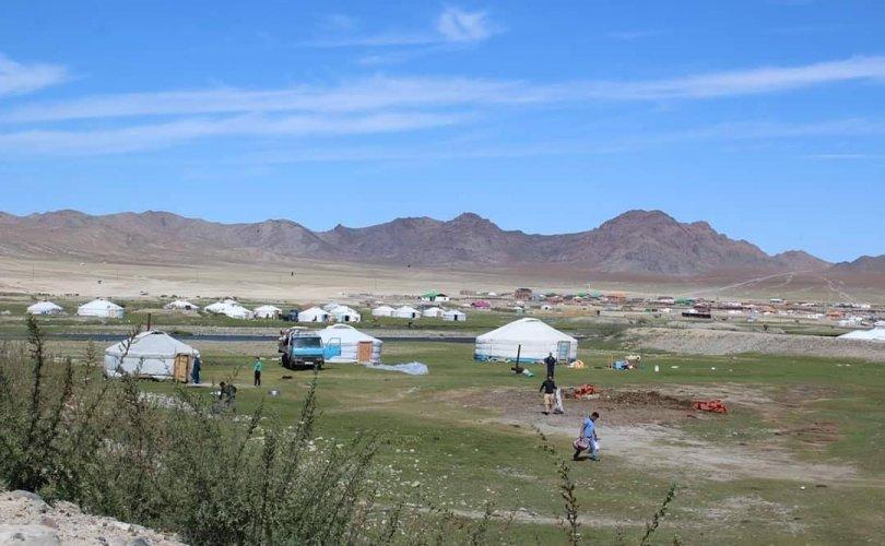 """""""쓰레기 없는 깨끗한 몽골"""" 운동에 공기관들과 민간업체, 국민이 적극 참여.jpg"""
