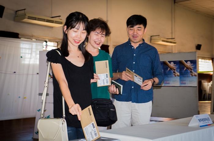 투표첫날 아침 가족 선거권자 100%로 참가한 기자가족.jpg