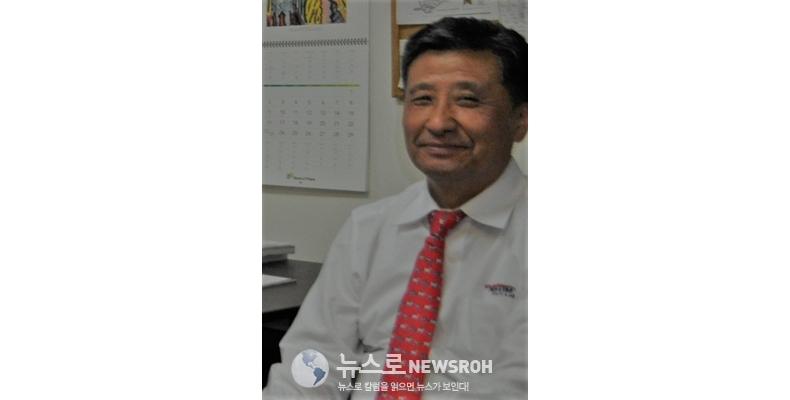 """""""도산 안창호정신 미주 확산"""" 윤창희위원장"""