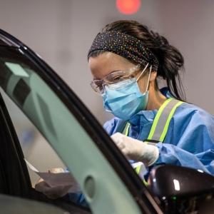 프레지어보건소 ,감기 독감 증상 보여도 검사 권고