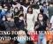 """[홍콩] 기자의 눈- 홍콩은 COVID-19 4차 확산과의 사투 中, """"지치지 말자"""""""