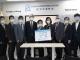 홍콩 한국국제학교에 20만 홍콩달러 장학금 기탁