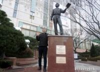 몽골 복귀 D-1, 서울 거리에도 푸시킨의 흔적이 있었네