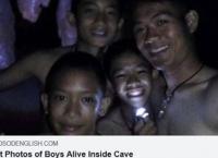 동굴의 기적과 세월호의 슬픔