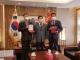 전 몽골 한인회장, 몽골한인상공회의소 회장에게 감사패 전달