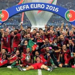 포르투갈, 프랑스에 1-0 승… 첫 유럽 챔피언에