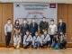 캄보디아 태권도인의 축제 2021 주 캄보디아 대사배  태권도 대회 성료