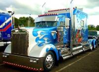 미국트럭 vs 유럽트럭 vs 한국트럭