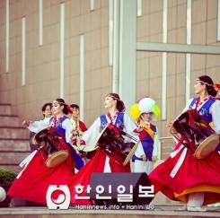 카자흐스탄 고려극장, 거리 콘서트 개최