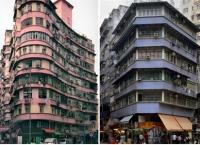 [홍콩] 기자의 눈 - 또 하나의 이웃, 홍콩의 코너빌딩(Corner Bldg.)