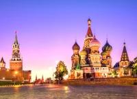 '모스크바(MOSCOW)'의 하얀 밤(白夜)에 깜짝 선물을 받다