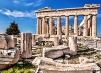 문명의 배꼽, 그리스