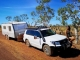 호주 전역의 캐러밴 여행자들, 현지 투어리스트 파크에 발 묶여