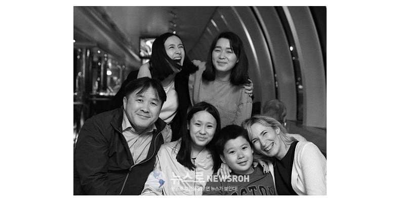 한러커플 4남매 모스크바한국학교 졸업시킨 김원일대표