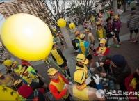 서울 국제마라톤을 달린 이야기