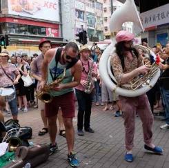 [포토뉴스] 2016 홍콩 세계 음악의 날