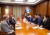 몽골은 사막화를 막기 위해 EBRD와 적극적으로 협력할 준비가 되어 있어