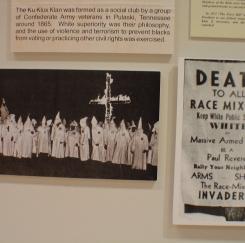 1960년대 인종 차별의 상징 핸리 무어 뮤지엄