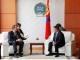 바트톨가 대통령 아시아재단 총재 면담