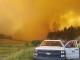 산불 진정 국면, 건조한 기후 위험 잔존