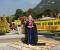 김묘선씨가 청와대앞에서 승무를 춘 까닭