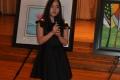 14세 소녀화가 그림 자선경매 화제