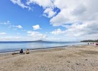 한 주에 한 번은, 외식(3-1) 노스쇼어 바닷가 길 따라(Takapuna, Milford, Murrays Bay & Brows Bay)