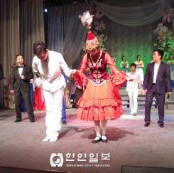 고려극장, '여상의 날 '축하 공연 개최