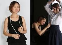 '패션한복'으로 파리에서 도전장 던진 이지예 디자이너