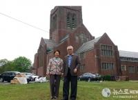 5년만에 가본 한국교회