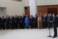 몽골 대통령, 각국 외교단 초청해 2017 몽골 설날 차간사르 인사말 전달