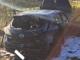폭발 직전의 차량에서 생명 구해낸 용감했던 경찰관과 주민