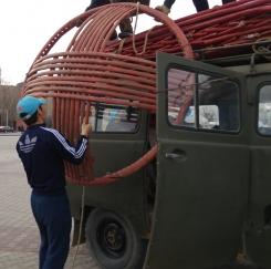 카자흐스탄의 '나우르즈' 명절