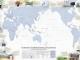 반크, 해외 독립운동 유적지 세계지도 제작