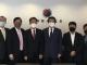 주홍콩대한민국총영사관 백용천 신임 총영사, 홍콩한인상공회 방문
