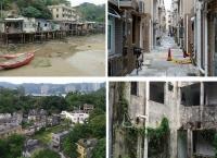 [홍콩] 기자의 눈- 홍콩 '유령마을'-마완 빌리지 (Ma Wan Old Village)